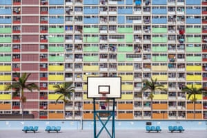 Choi Hung Estate. Wong Tai Sin, Kowloon.