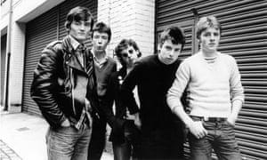 'Promising raw material' … the Undertones.
