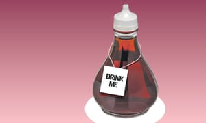 Vinegar is the latest health drink phenomenon – but does it strike a