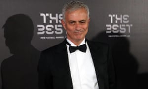 José Mourinho has said he wants a club 'at the same size and the same level that I am as a manager'.