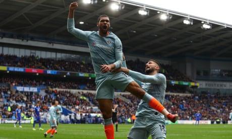 Cardiff City v Chelsea: Premier League – as it happened