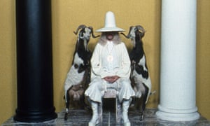 GOAT … The Holy Mountain.