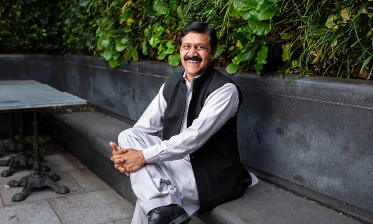 Malala's father, Ziauddin Yousafzai: 'I became a person who hates all injustice'