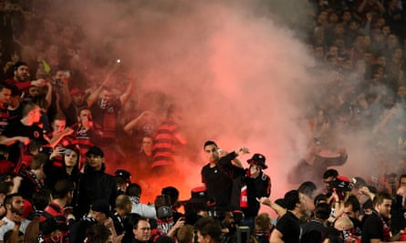 The Red and Black Bloc