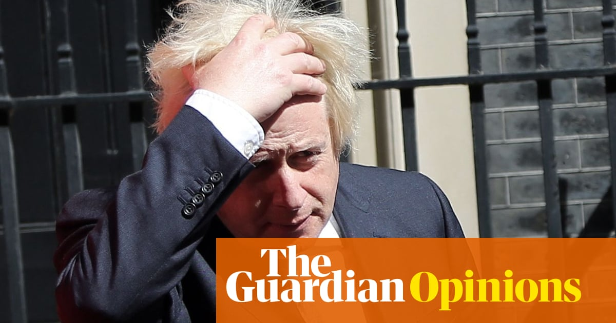 Johnson's disregard for rules helped him get elected – but it's starting to wear thin