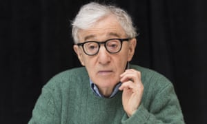 Woody Allen: 'I'm a big advocate of the #MeToo movement.'
