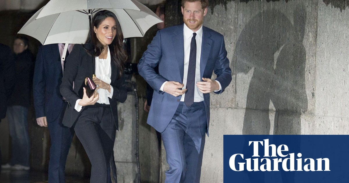 3653f7e569 Eco-chic and trouser suits  how Meghan Markle s style reads the room ...