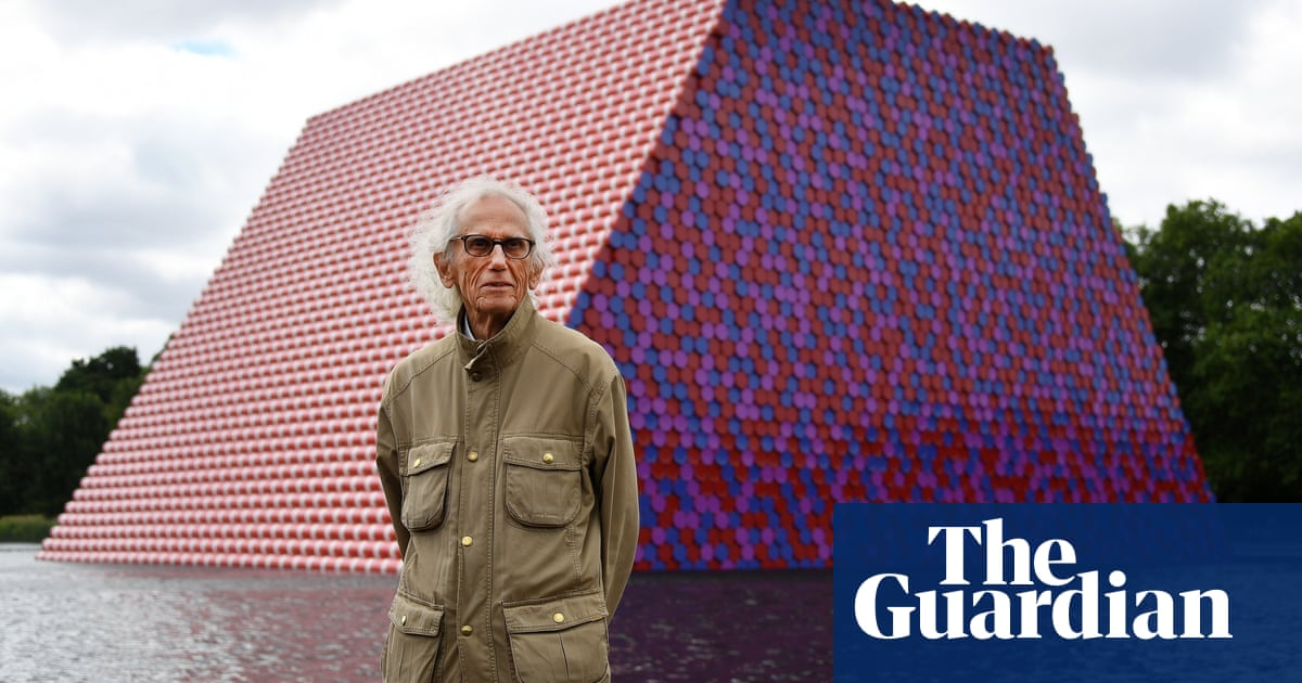 'Call Andy Warhol': Christo diary extracts published to shed light on artist's life