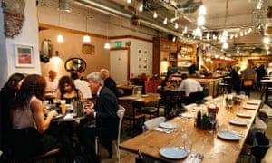 Photograph of Pachamama restaurant