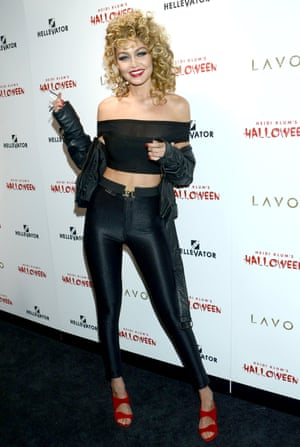 2015 Gigi Hadid as Sandy from Grease