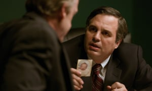 In pursuit of the corporate bad guys … Mark Ruffalo in Dark Waters.