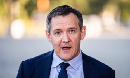 Northern Territory chief minister Michael Gunner