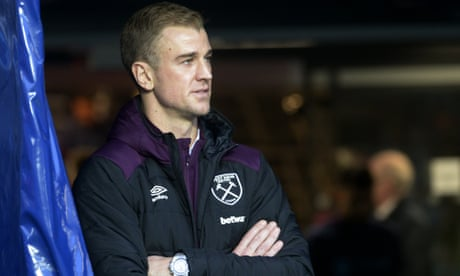 David Moyes considering dropping Joe Hart for West Ham's meeting with Chelsea