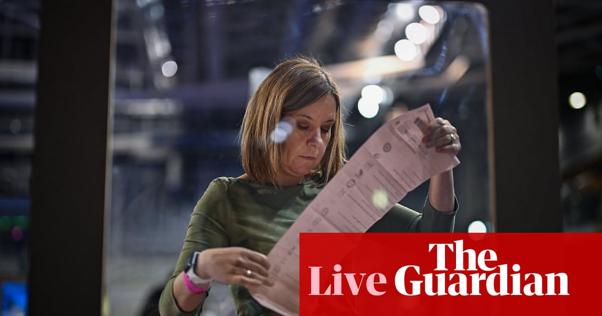Elections 2021: Labour's Steve Rotheram wins in Liverpool metro mayoral vote as counts continue in England and Scotland – live