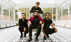 'Our creative desire and ambition has not been able to be conveyed on a 40-minute, 10 track album' … Foals.