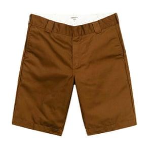 Shorts, £65, carharrt-wip.com