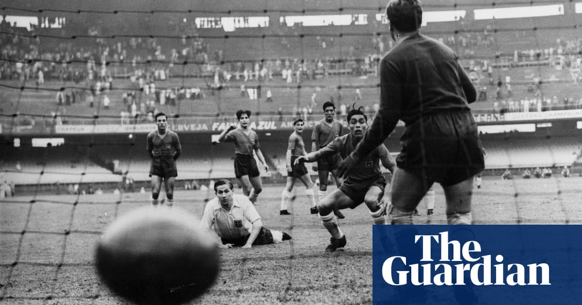 Englands first World Cup adventure was a voyage of the damned |  Neil Duncanson
