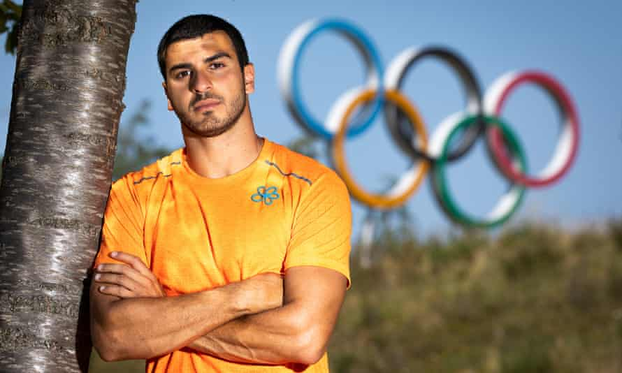 Adam Gemili: 'The IOC are so quick to use Tommie Smith, the picture of his fist raised [at the Mexico City Games of 1968]. It doesn't make sense.'