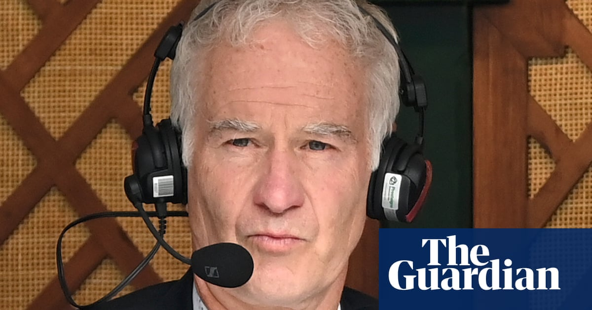 John McEnroe slammed for comments over Emma Raducanu withdrawal