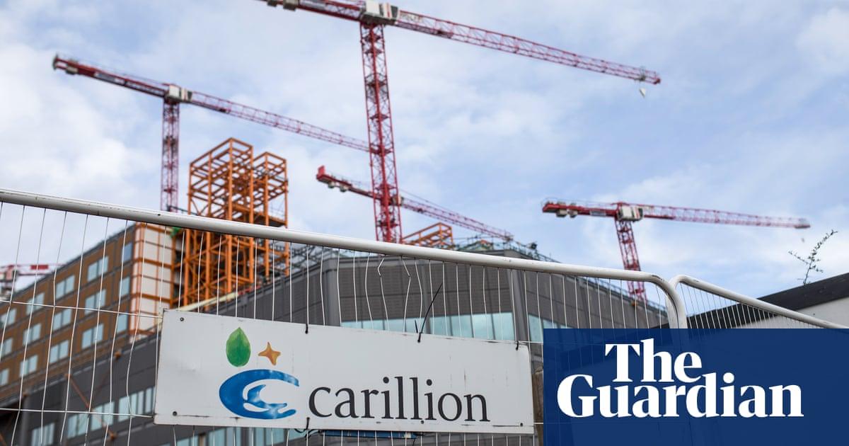 Carillion collapse: liquidator expected to make £250m claim against KPMG