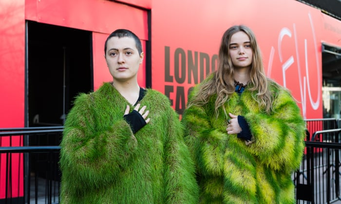 Can Fashion Keep Its Cool And Help Save The Planet Fashion The Guardian
