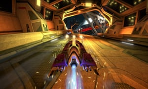 Wipeout Omega Collection, one example of the wave of reboots coursing through PSX.