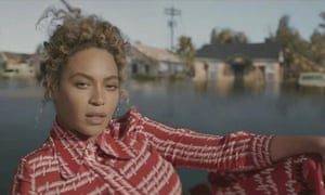Beyoncé in the video for Formation
