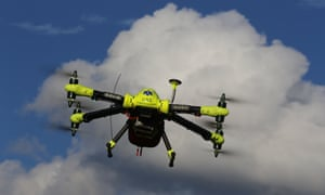 The speed of the drones could save lives, as for every minute that passes between cardiac arrest and CPR or defibrillation the chance of survival drops by 10%.