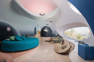 Surreal Estate Bubble Palace