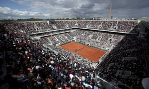 Barty has won 11 singles titles and 11 doubles titles on the WTA Tour. She is also a grand slam winner, having triumphed the the French Open on 2019.A general view of Court Philippe Chatrier as Barty plays Marketa Vondrousova of the Czech Republic on her way to winning the French Open.