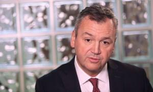 former Asda CEO Andy Clarke.