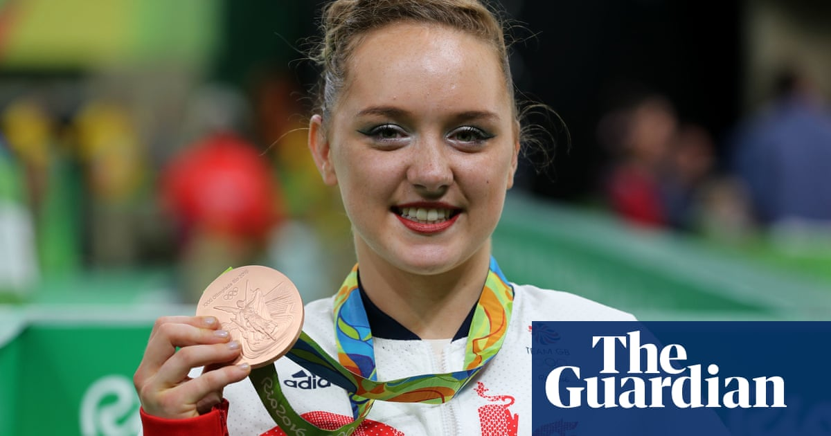 British Gymnastics says Amy Tinklers weight-shaming claims unacceptable