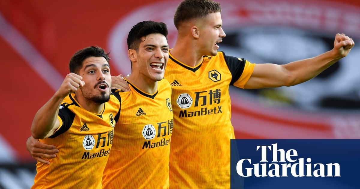 Wolves catch Sheffield United cold through Raúl Jiménez and Romain Saïss