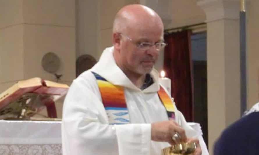 Gianfranco Formenton, a priest in Umbria