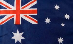 Australian Flag, Australia
