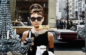 The black Givenchy dress Audrey Hepburn wore in Breakfast at Tiffany's was sold for $807,000 at a 2006 auction, while the actor's personal script from the film brought even more.