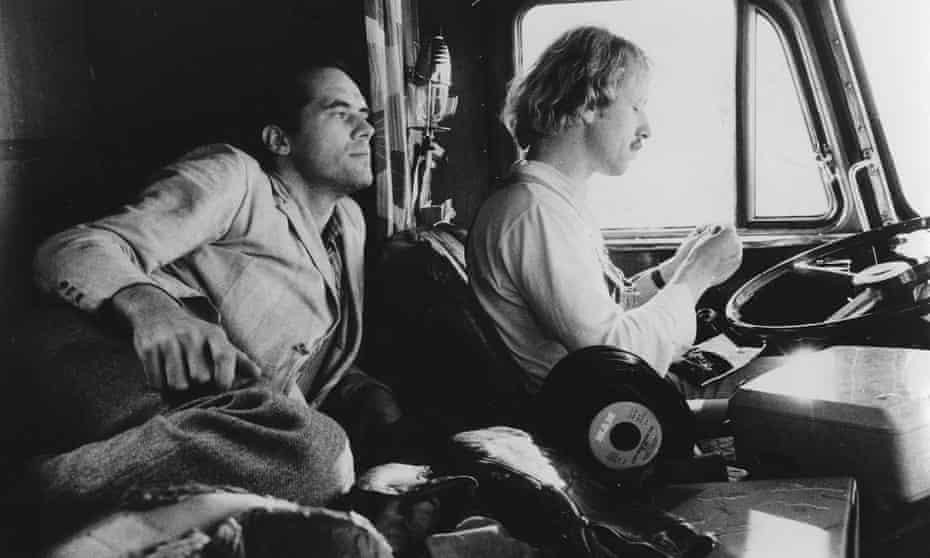Wim Wenders' Kings of the Road.