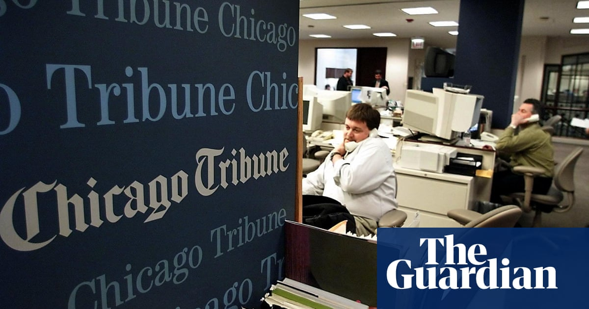 Hedge fund reaches $630m deal to buy remaining Tribune Publishing newspapers