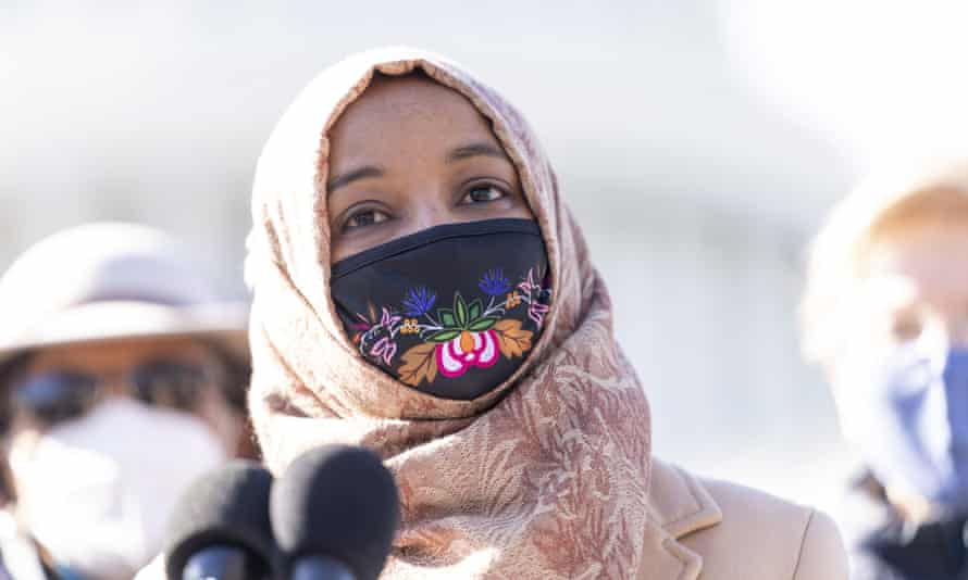 Congresswoman Ilhan Omar is among the signatories of a letter to Joe Biden calling for an overhaul of the US sanctiosn regime.