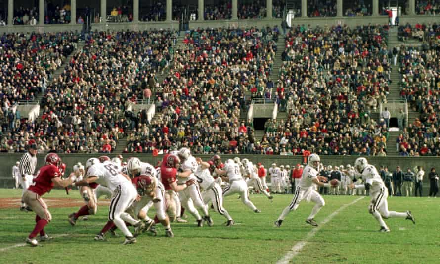 The accident happened November 19, 2011, outside the Yale Bowl, where Harvard beat Yale 45-7 in the 128th edition of the rivalry.