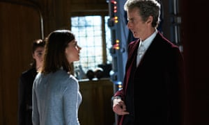 Ashildr, Clara and the Doctor