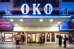 Bio Oko cinema in Prague