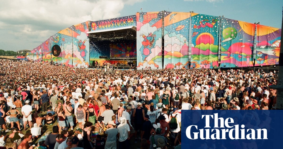 'Like a horror film': revisiting the Fyre-esque disaster of Woodstock 99
