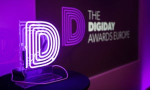 guardian wins publisher of the year at the digiday awards europe