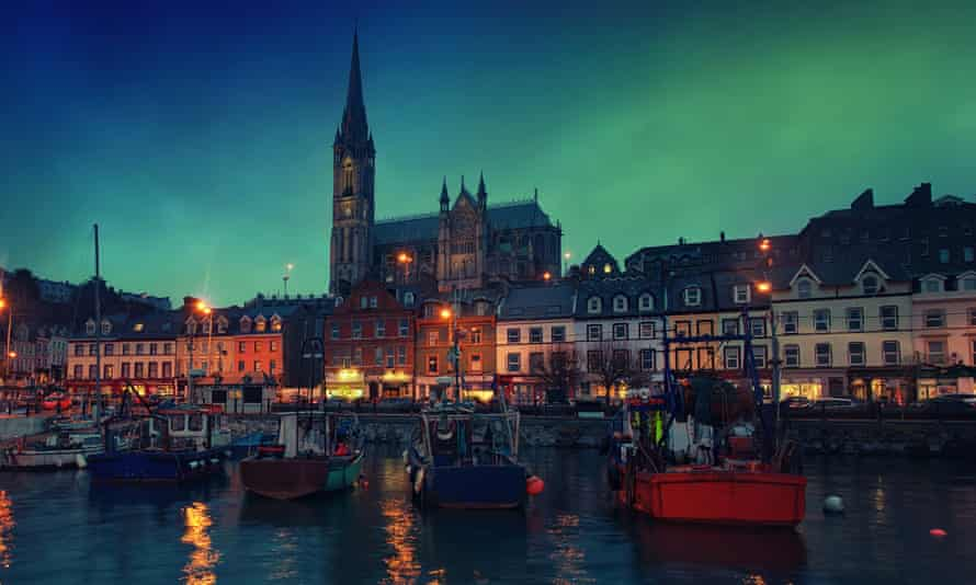 Cork, the setting for the final book in McInerney's 'unholy trilogy'
