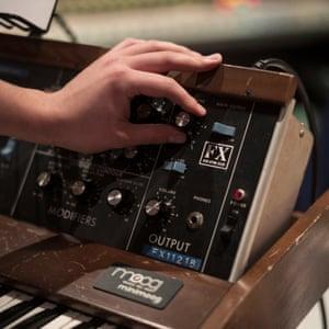 The Moog synthesizer