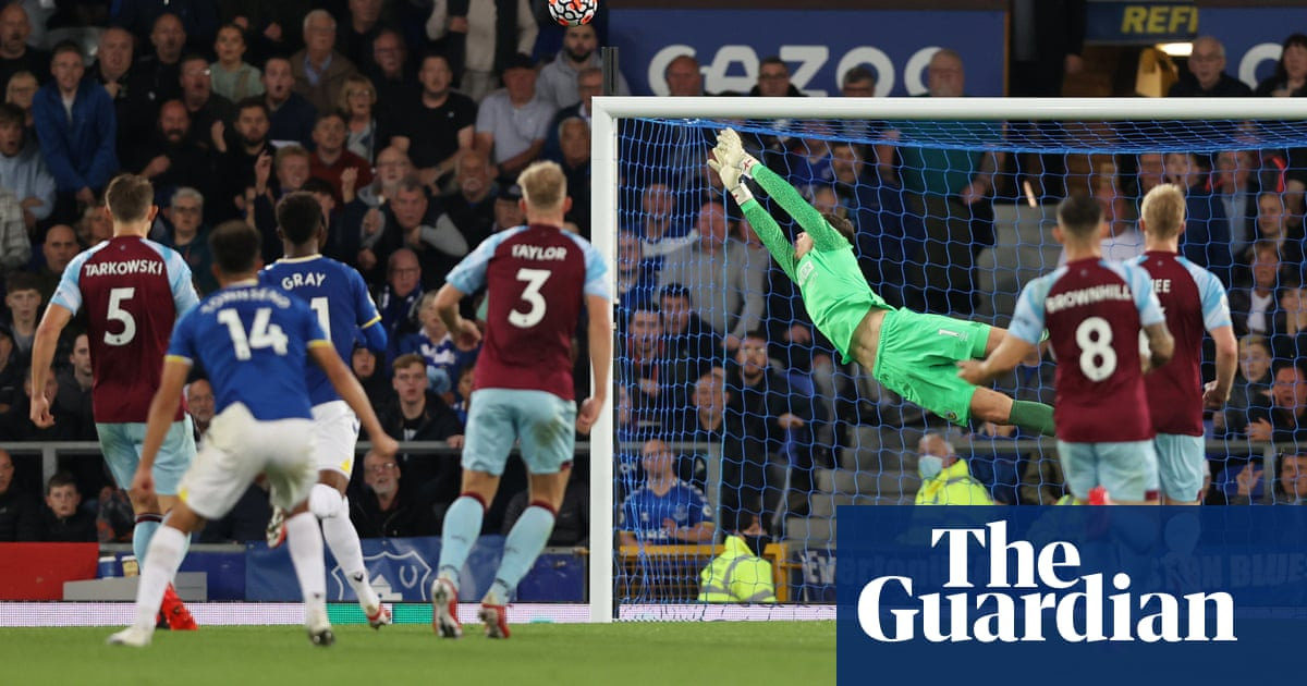 Andros Townsend screamer helps Everton to comeback win over Burnley