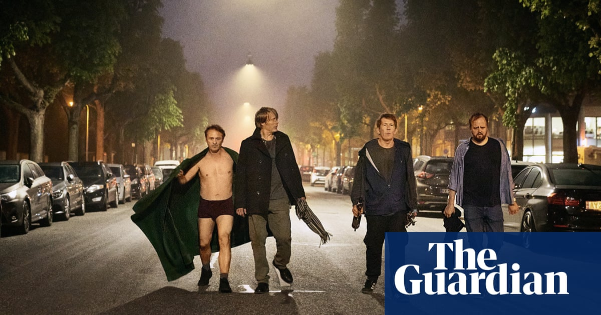 Thomas Vinterberg: 'There is a great need for the uncontrollable – but little room for it today'
