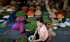 Vietnam's economy unexpectedly expanded in the second quarter, but it was still the country's slowest growth in nearly three decades.