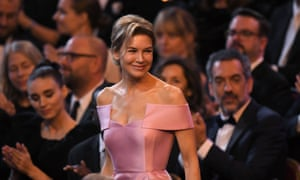 Renee Zellweger wind the award for Leading Actress for Judy.
